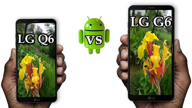 LG Q6, LG G6 best price