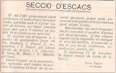 Obra Cristiana nº 98, Septiembre de 1930