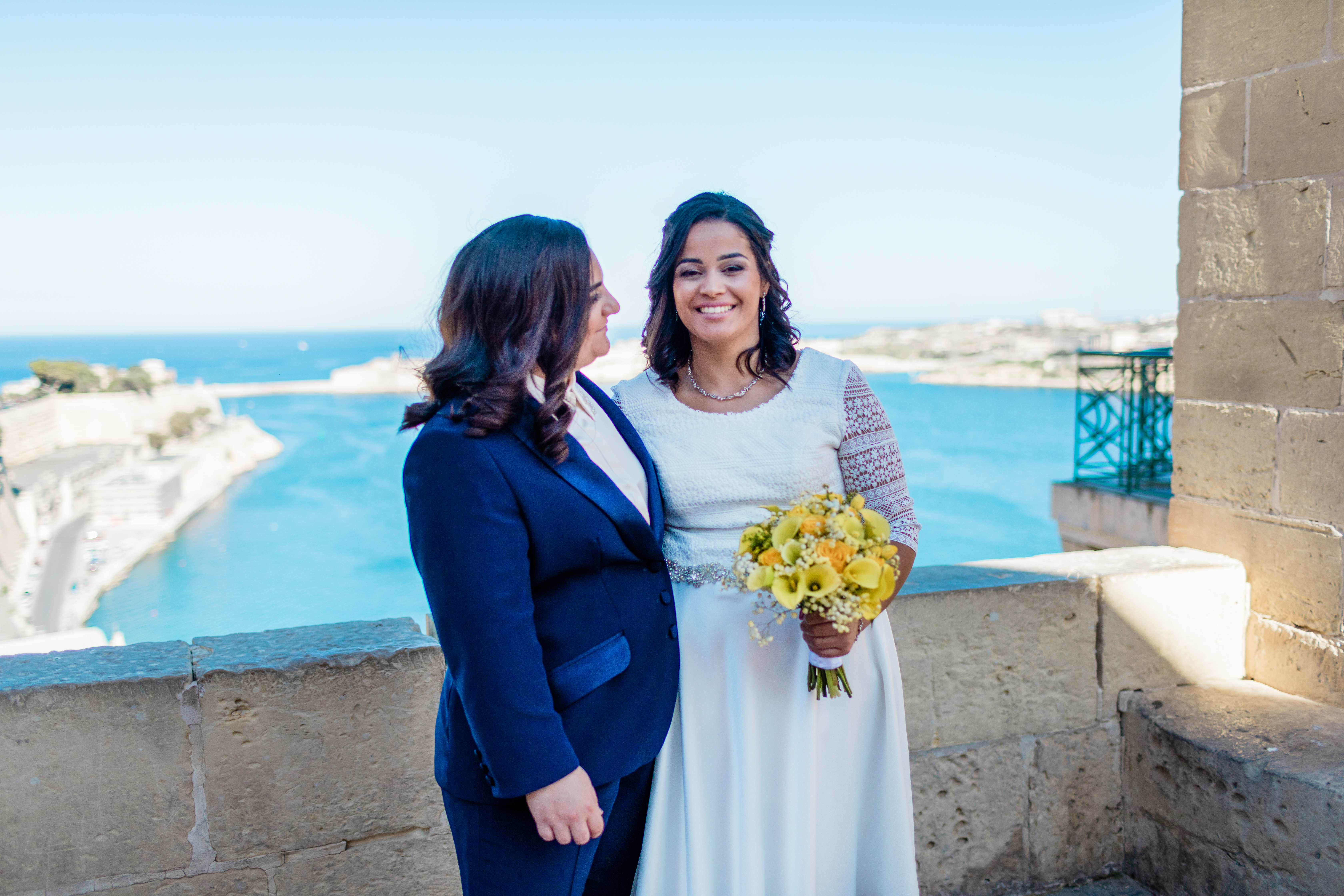Wedding in Valletta