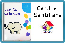 CARTILLA DE LECTURA 1 SANTILLANA