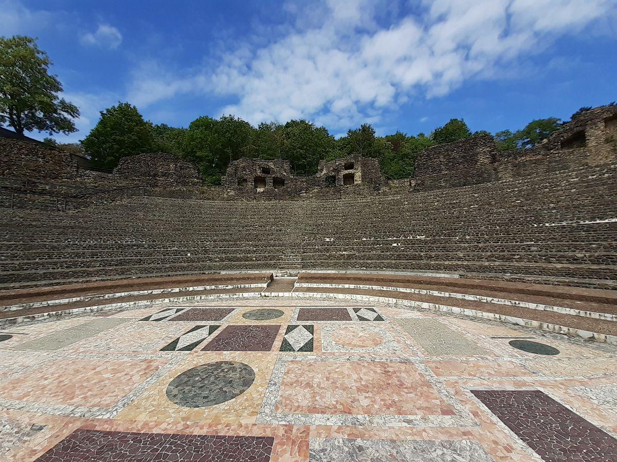 theatre romain lyon fourviere