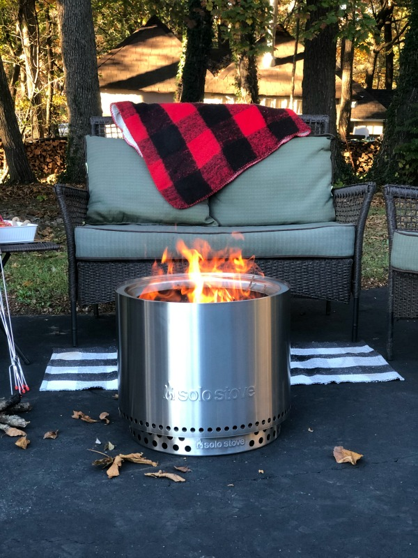 Solo Stove Outdoor Fire Pit