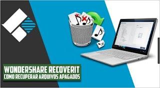 برنامج, مميز, لاستعادة, الملفات, المحذوفة, بكفائة, واحترافية, Recoverit, اخر, اصدار