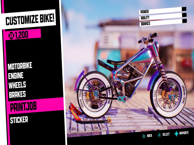 Urban Trial Playground PC Game Free Download