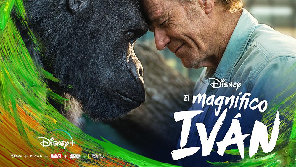 poster película El Magnífico Iván