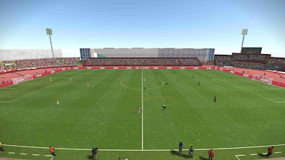 PES 2019 Stadium Karađorđe by BalkanPESBOX