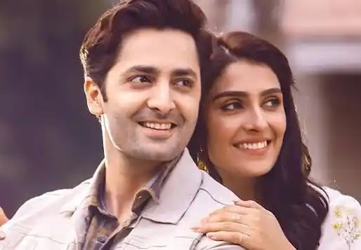 Ayeza Khan thanks husband Danish Taimoor for supporting her dreams