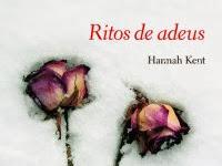 """Resenha: """"Ritos de Adeus"""" - Hannah Kent"""