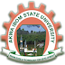 AKSU Postgraduate Admission Form Disclaimer - 2018