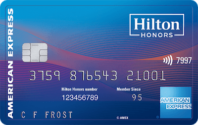 Review Hilton Honors American Express Aspire Card