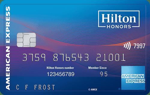 American Express Hilton Honors Aspire Credit Card Review [150k Hilton Honors Bonus Points]
