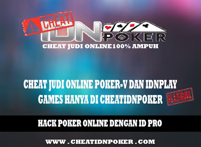 Hack Poker Online Dengan ID Pro