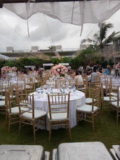 Persiapan Catering dan Wedding di Villa Phalosa Bali
