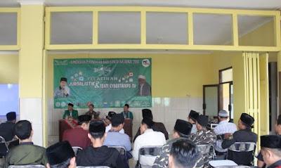 Rangkaian Acara Pelatihan Jurnalistik Dan Pembentukan Team Cybertroops NU Kota Cimahi