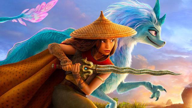 Raya y el último dragón - El arma de Raya