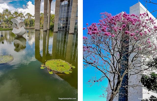 Obras de Oscar Niemeyer em Brasília