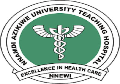 NAUTH School of Nursing Admission Form For 2018/2019 Session