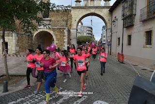 Fotos Carrera Mujer Leon 2019