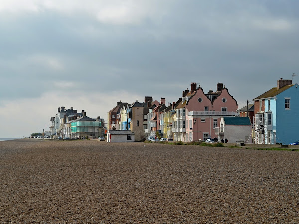 FIVE MORE TOWNS TO VISIT IN SUFFOLK
