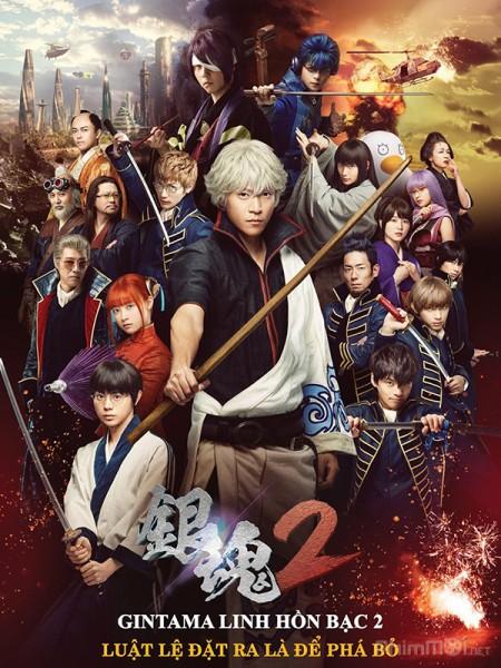 Gintama Live Action Phần 2: Silver Soul