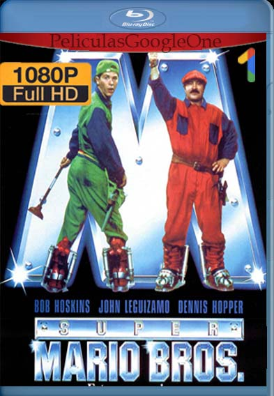 Super Mario Bros[1993] [1080p BRrip] [Latino- Español] [GoogleDrive] LaChapelHD