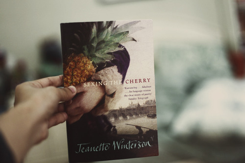 a new form of literary in sexing the cherry by jeanette winterson