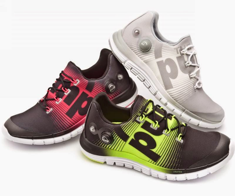 e60784b07a4e9a RUNNING WITH PASSION  Media Release  Reebok ZPump Fusion Revolutionize  Running With New Custom Fit Technology