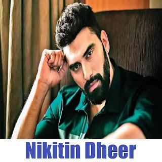 Nikitin Dheer in Sooryanvanshi Movie 2021
