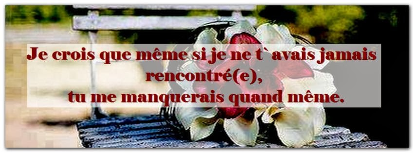 phrase facebook d'amour