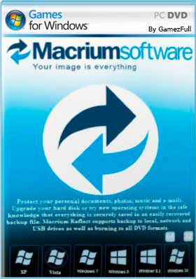 Descargar Macrium Reflect 2021 Gratis