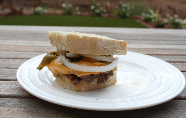 How to make the best green chile cheeseburgers at home (tips from the Green Chile Cheeseburger Smackdown in Santa Fe, NM)