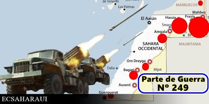 🔴 Parte de Guerra Nº249. Guerra del Sáhara Occidental.