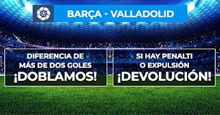 Paston promo Barcelona vs Valladolid 4-4-2021
