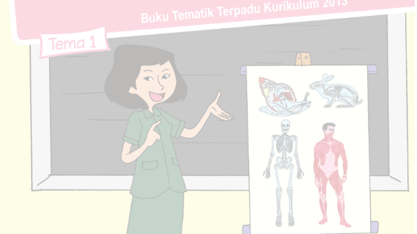Kunci Jawaban Tematik Kelas 5 Tema 1 Organ Gerak Hewan Dan Manusia Soal Tematik Sd