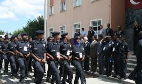 nigeria police academy students