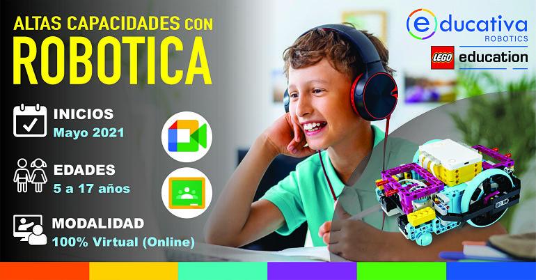 Robótica Educativa Para Niños Niñas Adolescentes Jóvenes 2021