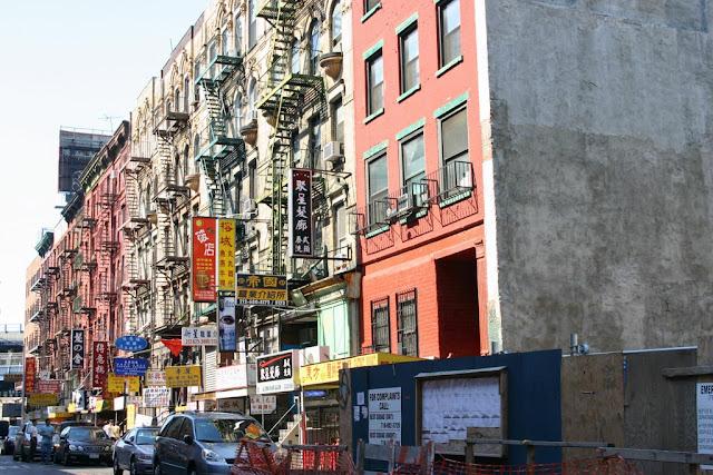 Chinatown-New York