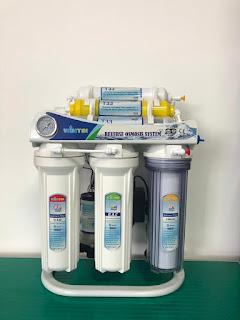 Filtre d'eau Osmose inverse 7 étapes à prix pas cher