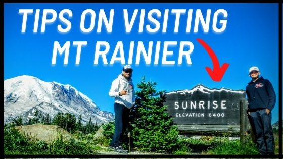 Tips On Visiting Mt Rainier National Park From Sunrise