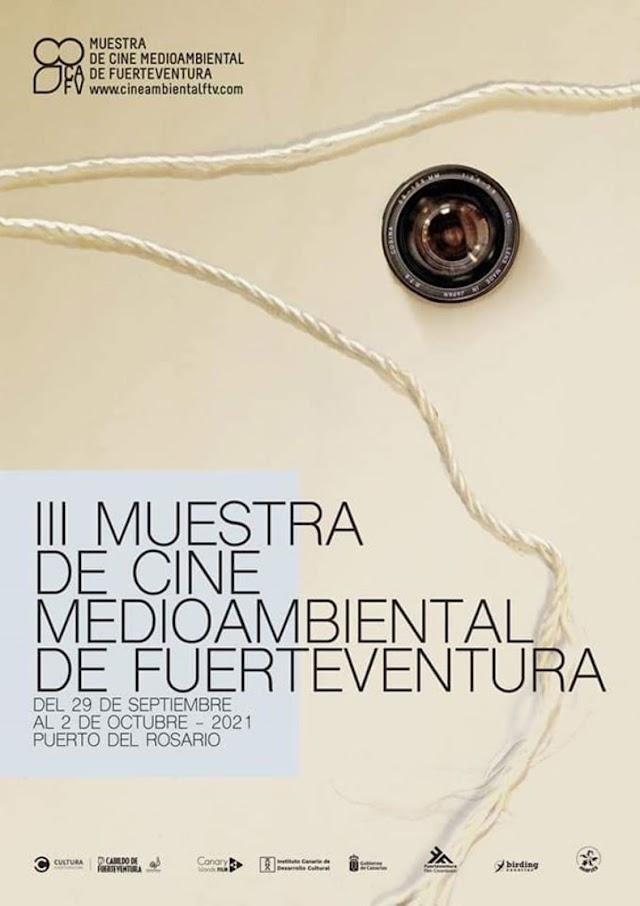 En Fuerteventura  corto 'Aves de Canarias' abre la III Muestra de Cine Ambiental