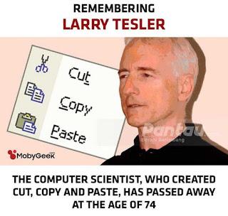 RIP Larry Tesler