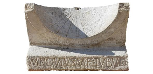 2,000-Year-Old Sundial