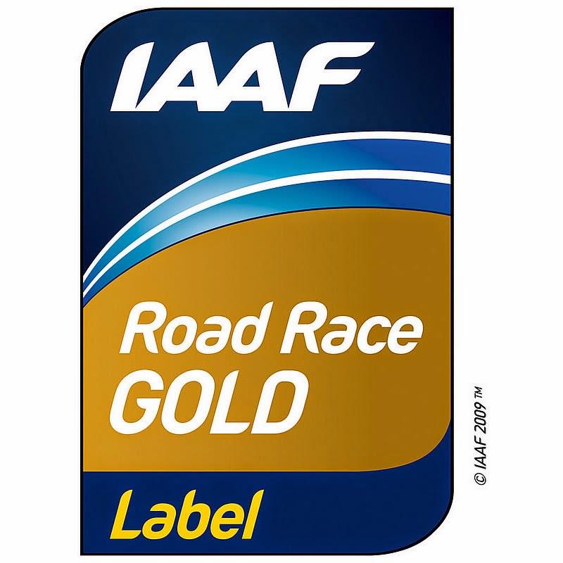 Afbeeldingsresultaat voor iaaf gold race