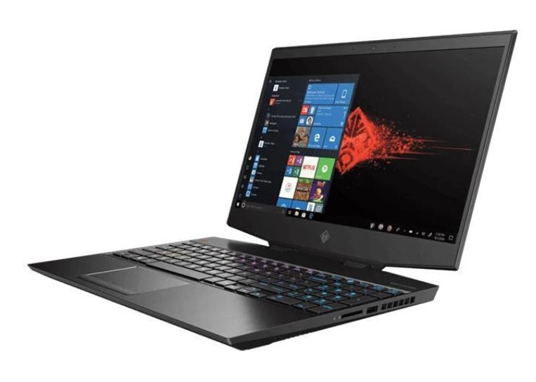 HP Omen 15 DH1020TX, Laptop Gaming Slim Bertenaga GeForce RTX 2070 Super Max-Q Design
