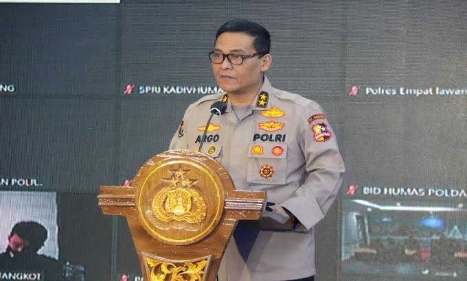 Bareskrim Polri Ungkap Peredaran 50 Kg Sabu Jaringan Aceh, Medan dan Jakarta