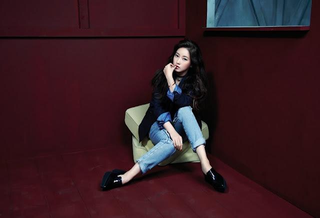 Park Soyeon 소연  T-ARA 티아라 solo debut