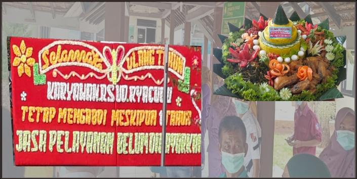Perayaan Suram Pegawai RSD Ryacudu, Satu Tahun Jaspel Tak Dibayarkan