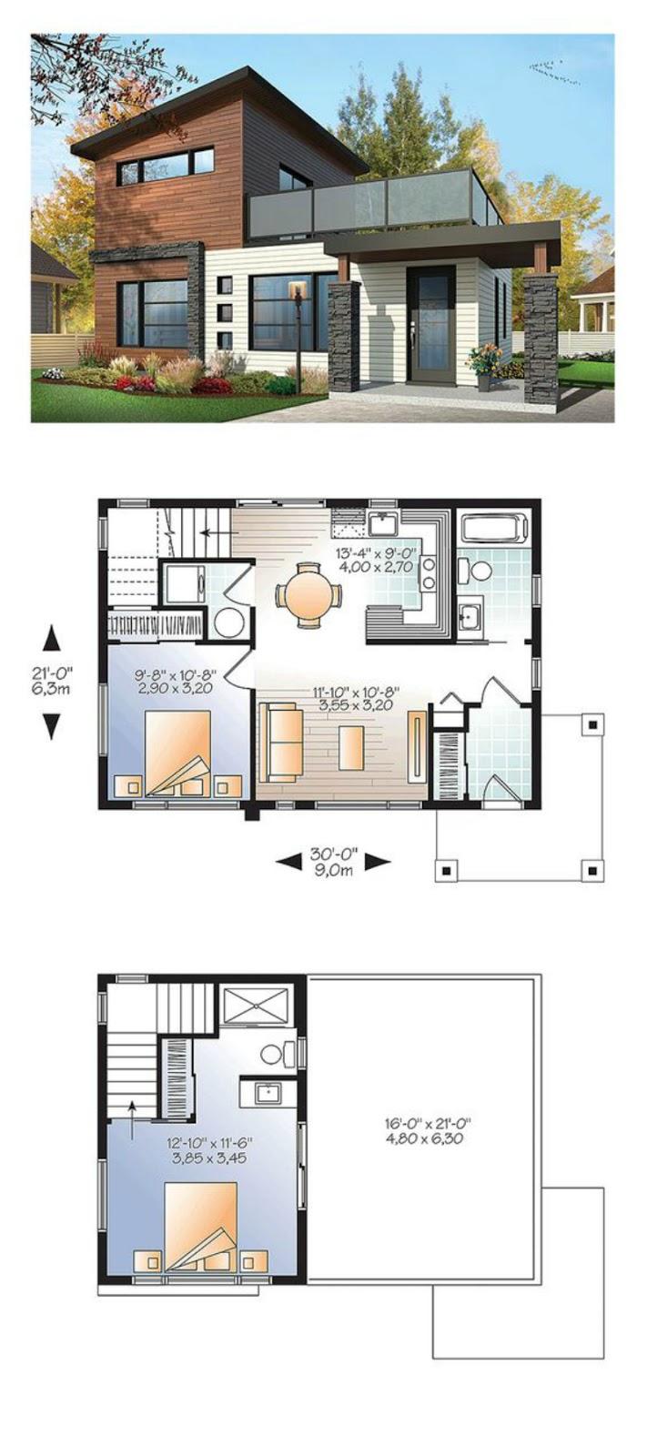 Los sims 4 de una a tres dimensiones for Sims 4 piani di casa
