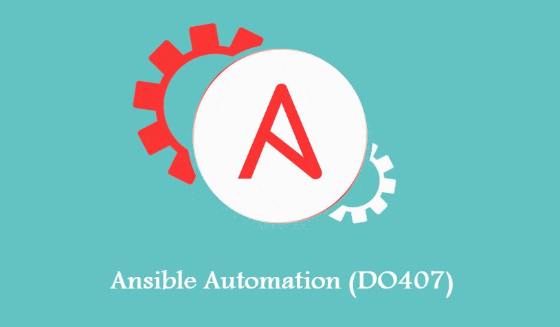 Plexus Networks: Automation with Ansible(DO407)