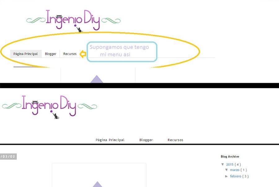 Blogger-menu-recursos-diseño-html-pestañas